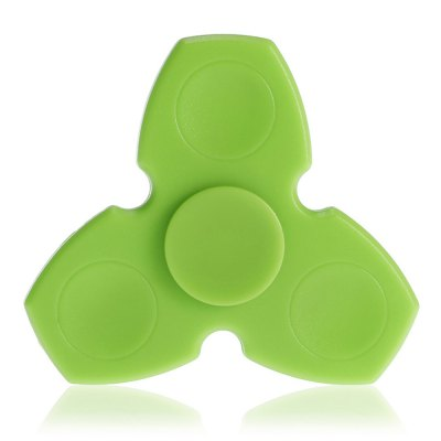 Tri-leaf Flashing LED Loudspeaker ABS Fidget SpinnerFidget Spinners<br>Tri-leaf Flashing LED Loudspeaker ABS Fidget Spinner<br><br>Color: Green<br>Frame material: ABS<br>Package Contents: 1 x Fidget Spinner<br>Package size (L x W x H): 10.00 x 10.00 x 1.80 cm / 3.94 x 3.94 x 0.71 inches<br>Package weight: 0.0610 kg<br>Product size (L x W x H): 7.40 x 7.40 x 1.50 cm / 2.91 x 2.91 x 0.59 inches<br>Product weight: 0.0290 kg<br>Swing Numbers: Tri-Bar<br>Type: Triple Blade, Cool