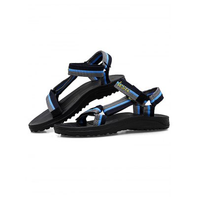 Summer Magic Tape Skidproof Men Casual SandalsMens Sandals<br>Summer Magic Tape Skidproof Men Casual Sandals<br><br>Contents: 1 x Pair of Sandals<br>Materials: Fabric, Rubber<br>Occasion: Casual<br>Package Size ( L x W x H ): 30.00 x 18.50 x 11.00 cm / 11.81 x 7.28 x 4.33 inches<br>Package Weights: 0.570kg<br>Seasons: Summer<br>Style: Leisure, Fashion, Comfortable<br>Type: Sandals