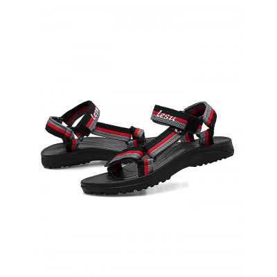 Summer Magic Tape Skidproof Men Casual SandalsMens Sandals<br>Summer Magic Tape Skidproof Men Casual Sandals<br><br>Contents: 1 x Pair of Sandals, 1 x Pair of Sandals<br>Materials: Fabric, Rubber<br>Occasion: Casual, Casual<br>Package Size ( L x W x H ): 30.00 x 18.50 x 11.00 cm / 11.81 x 7.28 x 4.33 inches, 30.00 x 18.50 x 11.00 cm / 11.81 x 7.28 x 4.33 inches<br>Package Weights: 0.570kg, 0.570kg<br>Seasons: Summer, Summer<br>Style: Leisure, Fashion, Comfortable, Comfortable, Leisure, Fashion<br>Type: Sandals
