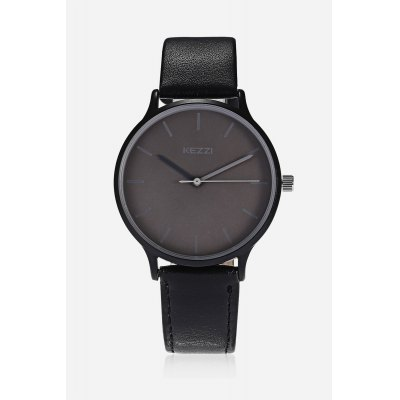 Teens Fashion Quartz WatchMens Watches<br>Teens Fashion Quartz Watch<br><br>Band material: PU Leather<br>Band size: 24.000 x 1.700cm<br>Case material: Alloy<br>Clasp type: Pin buckle<br>Dial size: 3.800 x 3.800 x 0.79cm<br>Display type: Analog<br>Movement type: Quartz watch<br>Package Contents: 1 x Teens Quartz Watch<br>Package size (L x W x H): 27.50 x 6.50 x 3.00 cm / 10.83 x 2.56 x 1.18 inches<br>Package weight: 0.0610 kg<br>Product size (L x W x H): 24.00 x 3.80 x 0.79 cm / 9.45 x 1.5 x 0.31 inches<br>Product weight: 0.0290 kg<br>Shape of the dial: Round<br>Watch mirror: Mineral glass<br>Watch style: Casual, Cool, Fashion, Outdoor Sports<br>Watches categories: Male table,Men<br>Water resistance : Life water resistant<br>Wearable length: 17.60 - 21.80cm