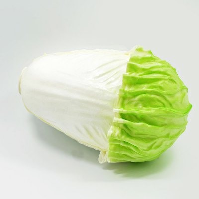 Realistic Chinese Cabbage PU Foam Squishy ToySquishy toys<br>Realistic Chinese Cabbage PU Foam Squishy Toy<br><br>Color: Green<br>Materials: PU<br>Package Content: 1 x Squishy Toy<br>Package Dimension: 19.00 x 10.00 x 10.00 cm / 7.48 x 3.94 x 3.94 inches<br>Package Weights: 135g<br>Pattern Type: Vegetable<br>Product Dimension: 17.50 x 8.00 x 8.00 cm / 6.89 x 3.15 x 3.15 inches<br>Product Weights: 100g<br>Products Type: Squishy Toy<br>Use: Home Decoration