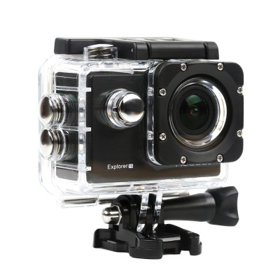 MGCOOL Explorer 1S 4K WiFi Action Camera