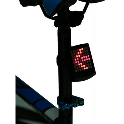 64 LEDs Bike Tail Turn Light with Wireless Remote Control
