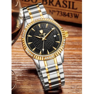TEVISE 629A Luminous Men Auto Mechanical WatchMens Watches<br>TEVISE 629A Luminous Men Auto Mechanical Watch<br><br>Band material: Stainless Steel<br>Band size: 20 x 2cm<br>Brand: Tevise<br>Case material: Alloy<br>Clasp type: Butterfly clasp<br>Dial size: 3.9 x 3.9 x 1.3cm<br>Display type: Analog<br>Movement type: Automatic mechanical watch<br>Package Contents: 1 x Watch, 1 x Box<br>Package size (L x W x H): 10.00 x 10.00 x 6.00 cm / 3.94 x 3.94 x 2.36 inches<br>Package weight: 0.3500 kg<br>Product size (L x W x H): 20.00 x 3.90 x 1.30 cm / 7.87 x 1.54 x 0.51 inches<br>Product weight: 0.1280 kg<br>Shape of the dial: Round<br>Special features: Luminous, Date<br>Watch style: Fashion<br>Watches categories: Men<br>Water resistance : Life water resistant