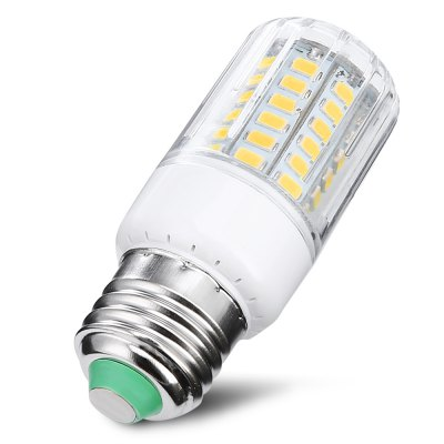 E27 4.5W Decorative LED Corn LightCorn Bulbs<br>E27 4.5W Decorative LED Corn Light<br><br>Available Light Color: Warm White<br>Features: Low Power Consumption, Long Life Expectancy, Energy Saving<br>Function: Home Lighting, Studio and Exhibition Lighting<br>Holder: E27<br>Lifespan: 50000h<br>Luminous Flux: 650lm<br>Output Power: 4.5W<br>Package Contents: 1 x Bulb<br>Package size (L x W x H): 11.70 x 3.60 x 3.60 cm / 4.61 x 1.42 x 1.42 inches<br>Package weight: 0.0590 kg<br>Product size (L x W x H): 9.50 x 3.50 x 3.50 cm / 3.74 x 1.38 x 1.38 inches<br>Product weight: 0.0310 kg<br>Sheathing Material: PC<br>Type: Corn Bulbs<br>Voltage (V): AC 220