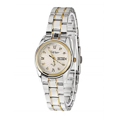 SELF LOVER L1003 Women WatchWomens Watches<br>SELF LOVER L1003 Women Watch<br><br>Band material: Stainless Steel<br>Band size: 20 x 1.5cm<br>Brand: SELF LOVER<br>Case material: Alloy<br>Clasp type: Folding clasp with safety<br>Dial size: 2.9 x 2.9 x 1cm<br>Display type: Analog<br>Movement type: Quartz watch<br>Package Contents: 1 x Watch<br>Package size (L x W x H): 19.00 x 7.00 x 2.00 cm / 7.48 x 2.76 x 0.79 inches<br>Package weight: 0.0900 kg<br>Product size (L x W x H): 20.00 x 2.90 x 1.00 cm / 7.87 x 1.14 x 0.39 inches<br>Product weight: 0.0650 kg<br>Shape of the dial: Round<br>Special features: Date, Day, Luminous<br>Watch style: Fashion<br>Watches categories: Women<br>Water resistance : Life water resistant