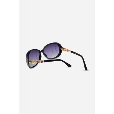 Hollow-out Temple Colored Lens Polarized SunglassesStylish Sunglasses<br>Hollow-out Temple Colored Lens Polarized Sunglasses<br><br>For: Climbing, Home use<br>Frame material: Acetate<br>Functions: Windproof, UV Protection, Fashion, Dustproof<br>Glasses width: 136mm<br>Lens height: 52mm<br>Lens material: TAC<br>Lens width: 60mm<br>Package Contents: 1 x Pair of Sunglasses, 1 x Drawstring Bag, 1 x Cloth, 1 x Box<br>Package size (L x W x H): 15.50 x 6.50 x 4.40 cm / 6.1 x 2.56 x 1.73 inches<br>Package weight: 0.1500 kg<br>Product weight: 0.0280 kg<br>Strap Length: 145mm<br>Type: Fashion Sunglasses
