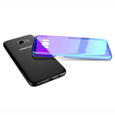 FLOVEME Gradient Color PC Phone Cover for Samsung Galaxy S8 PlusSamsung S Series<br>FLOVEME Gradient Color PC Phone Cover for Samsung Galaxy S8 Plus<br><br>Compatible with: Samsung Galaxy S8 Plus<br>Features: Anti-knock, Back Cover<br>For: Samsung Mobile Phone<br>Material: PC<br>Package Contents: 1 x Phone Cover<br>Package size (L x W x H): 7.80 x 0.73 x 15.80 cm / 3.07 x 0.29 x 6.22 inches<br>Package weight: 0.0200 kg<br>Product size (L x W x H): 7.80 x 0.73 x 15.80 cm / 3.07 x 0.29 x 6.22 inches<br>Product weight: 0.0100 kg<br>Style: Transparent