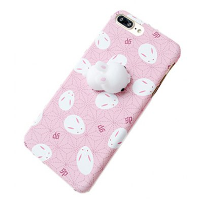 3D Doll Back Case for iPhone 7 Plus