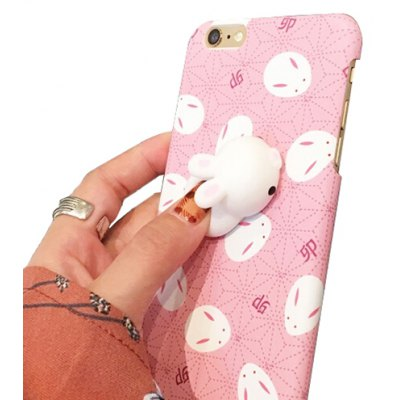 3D Doll Back Case for iPhone 6 / 6S
