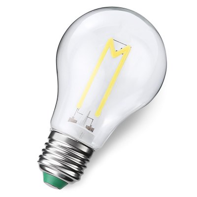 E27 4W 400LM Retro LED BulbGlobe bulbs<br>E27 4W 400LM Retro LED Bulb<br><br>Angle: 360 degree<br>Available Light Color: Cool White<br>Certifications: CE,FCC,RoHs<br>Features: Low Power Consumption, Long Life Expectancy, Energy Saving<br>Function: Home Lighting, Studio and Exhibition Lighting<br>Holder: E27<br>Lifespan: 25000h<br>Luminous Flux: 400lm<br>Output Power: 4W<br>Package Contents: 1 x Bulb<br>Package size (L x W x H): 6.10 x 6.10 x 11.40 cm / 2.4 x 2.4 x 4.49 inches<br>Package weight: 0.0700 kg<br>Product size (L x W x H): 5.10 x 5.10 x 10.40 cm / 2.01 x 2.01 x 4.09 inches<br>Product weight: 0.0450 kg<br>Sheathing Material: Glass<br>Type: Ball Bulbs<br>Voltage (V): AC 180-265V