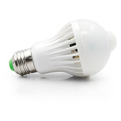 PIR Motion Sensor Light Bulb