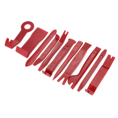 ZIQIAO CZGJ - 004 Car Audio Removal Installer ToolsOther Car Gadgets<br>ZIQIAO CZGJ - 004 Car Audio Removal Installer Tools<br><br>Apply To Car Brand: Universal<br>Brand: ZIQIAO<br>Compatible with: Universal<br>Package Contents: 11 x ZIQIAO CZGJ - 004 Car Audio Removal Installer Tool<br>Package size (L x W x H): 21.00 x 13.50 x 4.50 cm / 8.27 x 5.31 x 1.77 inches<br>Package weight: 0.2800 kg<br>Product weight: 0.2100 kg<br>Working Voltage: No