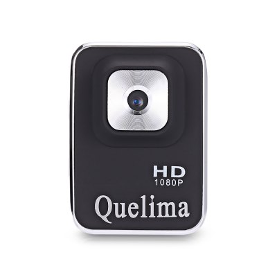 Quelima A3S Mini 1080P DV Camera HD DVRCar DVR<br>Quelima A3S Mini 1080P DV Camera HD DVR<br><br>Anti-shake: No<br>Aperture Range : F2.0<br>Audio System: Monophony<br>Battery Capacity (mAh?: 200mAh Li-ion battery<br>Battery Charging Time: 2 - 3 hours<br>Battery Type: Built-in<br>Brand: Quelima<br>Charge way: USB charge by PC<br>Chipset: Generalplus1248<br>Class Rating Requirements: Class 6 or Above<br>Decode Format: H.264<br>Features: Mini, HD<br>Function: Time Stamp, Motion Detection, Auto-Power On<br>GPS: No<br>Image Format : JPG<br>Image resolution: 12M (4032 x 3024)<br>Image Sensor: CMOS<br>Interface Type: Mini 8Pin USB, TF Card Slot<br>ISO: ISO100<br>Lens Size: 3.6mm<br>Loop-cycle Recording : Yes<br>Max External Card Supported: TF 32G (not included)<br>Model: A3S<br>Motion Detection: Yes<br>Motion Detection Distance: 3 - 5m<br>Night vision : No<br>Night Vision Distance: 0<br>Operating Temp.: -10 - 50 Deg.C<br>Package Contents: 1 x HD DV, 1 x Power Cable, 3 x Holder, 1 x English and Chinese Mnaual<br>Package size (L x W x H): 21.00 x 13.00 x 6.00 cm / 8.27 x 5.12 x 2.36 inches<br>Package weight: 0.1860 kg<br>Parking Monitoring: No<br>Power Cable Length: 80cm<br>Product size (L x W x H): 4.10 x 3.00 x 1.90 cm / 1.61 x 1.18 x 0.75 inches<br>Product weight: 0.0280 kg<br>Time Stamp: Yes<br>Type: HD Car DVR Recorder<br>Video format: AVI<br>Video Frame Rate: 30fps<br>Video Output : AV-Out<br>Video Resolution: 1080P (1920 x 1080),720P (1080 x 720)<br>Video System: NTSC<br>Waterproof: No<br>Waterproof Rating : 0<br>White Balance Mode: Auto<br>Wide Angle: 120 degree wide angle<br>Working Time: about 60mins<br>Working Voltage: 5V