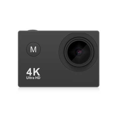 S2 4K WiFi Action Sports CameraAction Cameras<br>S2 4K WiFi Action Sports Camera<br><br>Aerial Photography: No<br>Anti-shake: No<br>Application: Motorcycle, Underwater, Ski, Extreme Sports, Bike<br>Auto Focusing: No<br>Battery Capacity (mAh): 900mAh<br>Battery Type: Removable<br>Camera Timer: Yes<br>Charge way: USB charge by PC<br>Charging Time: 80 minutes<br>Chipset: Allwinner V3<br>Chipset Name: Allwinner<br>Decode Format: H.264<br>Features: Wireless<br>Function: Camera Timer, Waterproof, WiFi<br>Image Format : JPG<br>Lens Diameter: 17.5mm<br>Max External Card Supported: TF 64G (not included)<br>Model: S2<br>Night vision : No<br>Package Contents: 1 x 4K Action Camera, 1 x Waterproof Case, 1 x Bicycle Stand, 1 x J-shaped Mount, 1 x Clip, 2 x Helmet Mount, 2 x Bandage, 1 x Metal Tape, 4 x Plastic Tape, 1 x Tripod Adapter + Tripod Mount Adapter,<br>Package size (L x W x H): 25.00 x 12.00 x 5.80 cm / 9.84 x 4.72 x 2.28 inches<br>Package weight: 0.6000 kg<br>Product size (L x W x H): 6.00 x 4.10 x 3.20 cm / 2.36 x 1.61 x 1.26 inches<br>Product weight: 0.0640 kg<br>Screen: With Screen<br>Screen resolution: 320x240<br>Screen size: 2.0inch<br>Standby time: 2h<br>Type: Sports Camera<br>Type of Camera: 4K<br>Video format: MP4<br>Video Frame Rate: 120fps,24fps,60FPS<br>Video Resolution: 1080P(60fps),4K (24fps),720P (120fps)<br>Waterproof: Yes<br>Waterproof Rating : IP68 ( with waterproof case )<br>Wide Angle: 170 degree wide angle<br>WIFI: Yes<br>WiFi Distance : 15m<br>Working Time: 1.5h