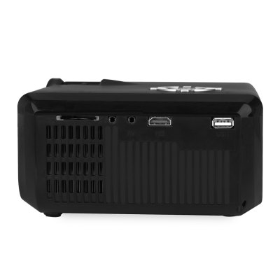M17 LCD 1800 Lumens 1280 x 720 Native Resolution with Digital TV Interface Support HDMI USB VGA AV Inputprojectors<br>M17 LCD 1800 Lumens 1280 x 720 Native Resolution with Digital TV Interface Support HDMI USB VGA AV Input<br><br>3D: No<br>Application: Home, Entertainment, Business<br>Aspect Ratio: 4:3<br>Audio Formats: MP3 / AAC / WMA / RM / FLAC / OGG<br>Bluetooth: Bluetooth 4.0<br>Brightness: 1800 Lumens<br>Built-in Speaker: Yes<br>Compatible with: Sony PS4, Xbox<br>Contrast Ratio: 1500:1<br>Display type: LCD<br>DVB-T Supported: No<br>External Subtitle Supported: No<br>Function: Speaker, Bluetooth<br>Image Scale: 16:10,4:3<br>Image Size: 30 - 150 inch<br>Lamp: LED<br>Lamp Life: 50000 Hours<br>Model: M17<br>Native Resolution: 1280 x 720<br>Noise (dB): 50-60 Hz<br>Package Contents: 1 x Projector, 1 x Power Adapter, 1 x Remote Control, 1 x English User Manual<br>Package size (L x W x H): 33.00 x 25.00 x 12.50 cm / 12.99 x 9.84 x 4.92 inches<br>Package weight: 1.6250 kg<br>Picture Formats: MJPEG / JPEG / MKV / WMV / MPG / MPEG / DAT / AVI / MOV / ISO / MP4 / RM / JPG<br>Power Supply: 100-240V<br>Product size (L x W x H): 22.30 x 16.80 x 8.50 cm / 8.78 x 6.61 x 3.35 inches<br>Product weight: 1.1840 kg<br>Projection Distance: 1.5 - 6m<br>Resolution Support: 1080P<br>Throw Ration: 4:3<br>Tripod Height: Without<br>Video Formats: H.265 / H.264 / MPEG-4 / WMV / VC-1 SP / MP / AP/ AVS / MPEG-2 / MPEG-1 / RealVideo / VGA