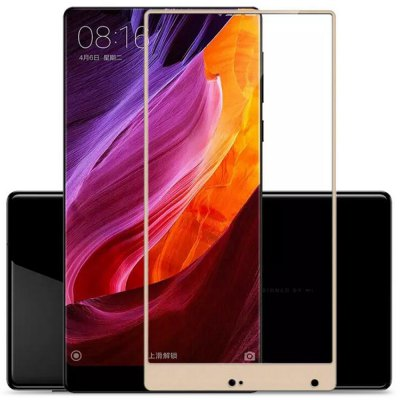 ASLING 2.5D Full Screen FilmScreen Protectors<br>ASLING 2.5D Full Screen Film<br><br>Brand: ASLING<br>Compatible Model: Mi MIX<br>Features: Ultra thin, High-definition, High Transparency, High sensitivity, Anti-oil, Anti scratch, Anti fingerprint<br>Mainly Compatible with: Xiaomi<br>Material: Tempered Glass<br>Package Contents: 1 x Screen Film, 1 x Dust-absorber, 1 x Wet Wipes, 1 x Dry Wipes<br>Package size (L x W x H): 19.70 x 11.40 x 1.90 cm / 7.76 x 4.49 x 0.75 inches<br>Package weight: 0.0850 kg<br>Product weight: 0.0100 kg<br>Surface Hardness: 9H<br>Thickness: 0.26mm<br>Type: Screen Protector