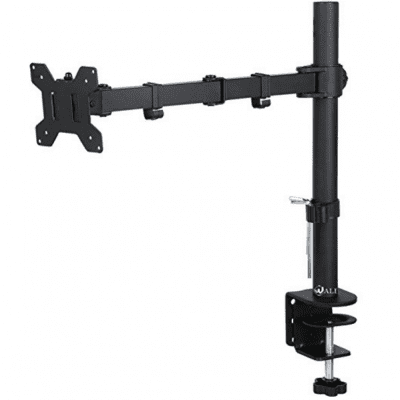 MD6421 Metal Fully Adjustable Monitor Desk Mount Stand