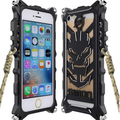 Machine Armor Metal Case Phone Cover for iPhone 7