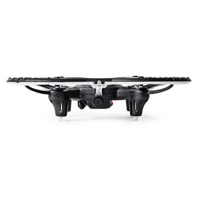 YH - 13HW RC Quadcopter - RTFRC Quadcopters<br>YH - 13HW RC Quadcopter - RTF<br><br>Age: Above 14 years old, Above 14 years old<br>Battery: 3.7V 380mAh lithium-ion, 3.7V 380mAh lithium-ion<br>Built-in Gyro: 6 Axis Gyro, 6 Axis Gyro<br>Camera Pixels: 2MP, 2MP<br>Channel: 4-Channels, 4-Channels<br>Charging Time.: about 60mins, about 60mins<br>Compatible with Additional Gimbal: No, No<br>Control Distance: 50-100m, 50-100m<br>Detailed Control Distance: 80~100m, 80~100m<br>Flying Time: 5-7mins, 5-7mins<br>FPV Distance: 30m, 30m<br>Functions: Speed up, Air Press Altitude Hold, Waypoints, With light, Speed up, With light, Waypoints, 3D rollover, Level Calibration, Headless Mode, Slow down, Gravity Sense Control, Slow down, One Key Landing, One Key Taking Off, Forward/backward, Sideward flight, Emergency Landing<br>Kit Types: RTF, RTF<br>Level: Beginner Level, Beginner Level<br>Model: YH - 13HW<br>Model Power: Built-in rechargeable battery, Built-in rechargeable battery<br>Package Contents: 1 x Quadcopter ( Battery Included ), 1 x Transmitter, 2 x Stick End, 1 x USB Cable, 4 x Spare Propeller, 1 x Screwdriver, 1 x English Manual, 1 x Quadcopter ( Battery Included ), 1 x Transmitter, 2 x Stick End, 1 x USB Cable, 4 x Spare Propeller, 1 x Screwdriver, 1 x English Manual<br>Package size (L x W x H): 17.00 x 17.00 x 12.00 cm / 6.69 x 6.69 x 4.72 inches, 17.00 x 17.00 x 12.00 cm / 6.69 x 6.69 x 4.72 inches<br>Package weight: 0.4690 kg, 0.4690 kg<br>Product size (L x W x H): 15.50 x 15.50 x 3.50 cm / 6.1 x 6.1 x 1.38 inches, 15.50 x 15.50 x 3.50 cm / 6.1 x 6.1 x 1.38 inches<br>Product weight: 0.0660 kg, 0.0660 kg<br>Radio Mode: Mode 2 (Left-hand Throttle),WiFi APP, Mode 2 (Left-hand Throttle),WiFi APP<br>Remote Control: 2.4GHz Wireless Remote Control, 2.4GHz Wireless Remote Control<br>Sensor: Barometer, Barometer<br>Size: Small, Small<br>Transmitter Power: 4 x 1.5V AA battery(not included), 4 x 1.5V AA battery(not included)<br>Type: Indoor, Quadcopter, Outdoor<br>Video Resolution