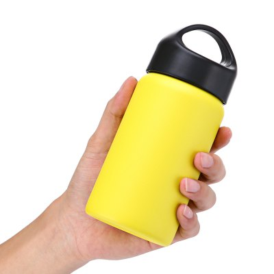 350mL Wide Opening Vacuum Stainless Steel Water BottleOther Camping Gadgets<br>350mL Wide Opening Vacuum Stainless Steel Water Bottle<br><br>Capacity: 350mL<br>Package Contents: 1 x Water Bottle<br>Package size (L x W x H): 8.50 x 8.50 x 19.00 cm / 3.35 x 3.35 x 7.48 inches<br>Package weight: 0.2860 kg<br>Product size (L x W x H): 7.00 x 7.00 x 16.50 cm / 2.76 x 2.76 x 6.5 inches<br>Product weight: 0.2280 kg