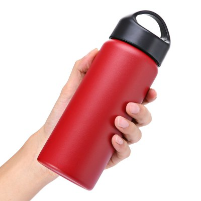 500mL Wide Opening Vacuum Stainless Steel Water BottleOther Camping Gadgets<br>500mL Wide Opening Vacuum Stainless Steel Water Bottle<br><br>Capacity: 500mL<br>Package Contents: 1 x Water Bottle<br>Package size (L x W x H): 8.50 x 8.50 x 23.00 cm / 3.35 x 3.35 x 9.06 inches<br>Package weight: 0.3470 kg<br>Product size (L x W x H): 7.00 x 7.00 x 22.00 cm / 2.76 x 2.76 x 8.66 inches<br>Product weight: 0.2790 kg