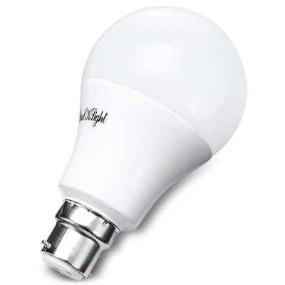YouOKLight B22 24 LEDs Ball LightGlobe bulbs<br>YouOKLight B22 24 LEDs Ball Light<br><br>Angle: 220 Degree<br>Available Light Color: Warm White<br>Brand: YouOKLight<br>CCT/Wavelength: 3000K<br>Emitter Types: SMD 5730<br>Features: Low Power Consumption, Long Life Expectancy, Instant Full Light, Energy Saving<br>Function: Home Lighting, Commercial Lighting<br>Holder: B22<br>Luminous Flux: 850Lm<br>Output Power: 12W<br>Package Contents: 1 x YouOKLight B22 24 LEDs Ball Light<br>Package size (L x W x H): 7.00 x 7.00 x 13.00 cm / 2.76 x 2.76 x 5.12 inches<br>Package weight: 0.1500 kg<br>Product weight: 0.1030 kg<br>Sheathing Material: Aluminum, Plastic<br>Total Emitters: 24<br>Type: Ball Bulbs<br>Voltage (V): 85-265V