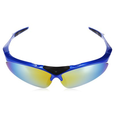 Robesbon 0091 10pcs Anti-UV Cycling Glasses with HD PC LensCycling Sunglasses<br>Robesbon 0091 10pcs Anti-UV Cycling Glasses with HD PC Lens<br><br>Brand: ROBESBON<br>Features: Replaceable Lens, UV400, with Myopic Frame<br>Gender: Unisex<br>Package Contents: 1 x Robesbon 0091 Cycling Glasses, 4 x Pairs of Spare PC Lens, 1 x Lanyard, 1 x Cleaning Cloth, 1 x Myopia Frame, 1 x Storage Bag, 1 x Box, 1 x English User Manual<br>Package Size(L x W x H): 20.00 x 13.00 x 8.00 cm / 7.87 x 5.12 x 3.15 inches<br>Package weight: 0.2150 kg<br>Product Size(L x W x H): 16.00 x 16.50 x 4.50 cm / 6.3 x 6.5 x 1.77 inches<br>Product weight: 0.0240 kg<br>Suitable for: Hiking, Cycling, Traveling