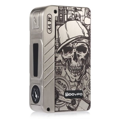 Dovpo MVV Mod 280W Stainless Steel