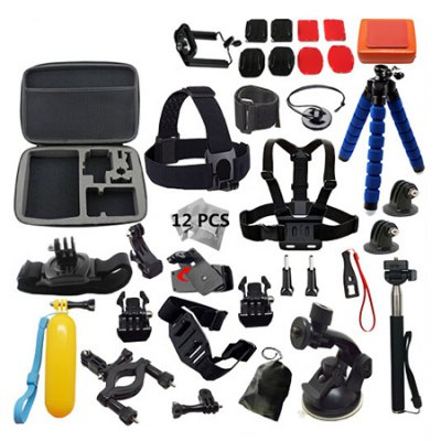 Practical Accessories Set Camera Supplies for GoPro