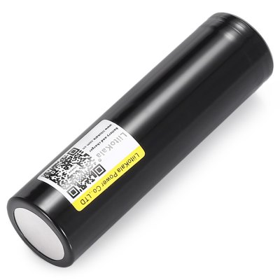 LiitoKala Lii - 30A 18650 20A Discharge Rechargeable BatteryBatteries<br>LiitoKala Lii - 30A 18650 20A Discharge Rechargeable Battery<br><br>Battery: 18650<br>Battery Type: Lithium-ion<br>Brand: LiitoKala<br>Head Type: Flat Top<br>Package Contents: 1 x LiitoKala Lii - 30A 18650 Rechargeable Battery<br>Package size (L x W x H): 2.80 x 2.80 x 7.50 cm / 1.1 x 1.1 x 2.95 inches<br>Package weight: 0.0700 kg<br>Product size (L x W x H): 1.80 x 1.80 x 6.50 cm / 0.71 x 0.71 x 2.56 inches<br>Product weight: 0.0450 kg<br>Protected: No<br>Rechargeable: Yes<br>Type: Battery<br>Voltage(V): 3.7V