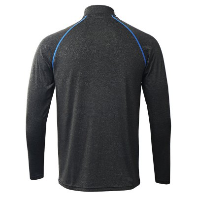 ARSUXEO Male Soft Lightweight Long Sleeve Zip Neck TopCycling Clothings<br>ARSUXEO Male Soft Lightweight Long Sleeve Zip Neck Top<br><br>Brand: Arsuxeo<br>Feature: Breathable, Quick Dry<br>For: Cycling<br>Package Contents: 1 x ARSUXEO Long Sleeve Top, 1 x ARSUXEO Long Sleeve Top<br>Package size (L x W x H): 30.00 x 26.00 x 3.00 cm / 11.81 x 10.24 x 1.18 inches, 30.00 x 26.00 x 3.00 cm / 11.81 x 10.24 x 1.18 inches<br>Package weight: 0.3900 kg, 0.3900 kg<br>Product weight: 0.3500 kg, 0.3500 kg<br>Type: Long Sleeve Tops