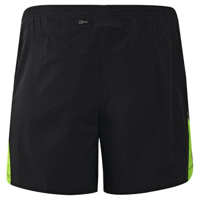 ARSUXEO Breathable Quick Dry Sports Shorts with Zip PocketCycling Clothings<br>ARSUXEO Breathable Quick Dry Sports Shorts with Zip Pocket<br><br>Brand: Arsuxeo<br>Feature: Quick Dry, Breathable<br>Material: Polyester, Spandex<br>Package Contents: 1 x ARSUXEO Shorts<br>Package size (L x W x H): 25.00 x 25.00 x 2.00 cm / 9.84 x 9.84 x 0.79 inches<br>Package weight: 0.1900 kg<br>Product weight: 0.1500 kg<br>Suitable Crowds: Men<br>Type: Short Pants
