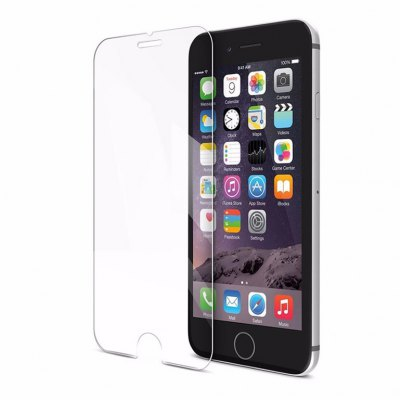 2pcs Naxtop 2.5D Tempered Glass Screen Protective Film for iPhone 6 Plus / 6S Plus