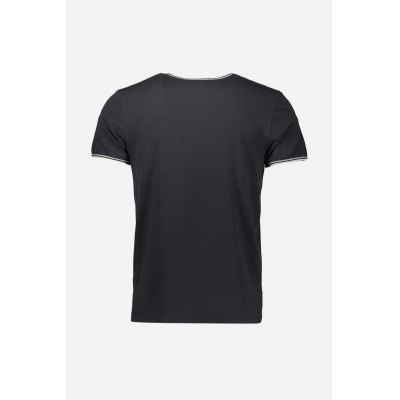 Men Summer Cotton T-shirt with Round CollarMens Short Sleeve Tees<br>Men Summer Cotton T-shirt with Round Collar<br><br>Material: Cotton, Spandex<br>Neckline: Round Collar<br>Package Content: 1 x T-shirt<br>Package size: 30.00 x 25.00 x 2.00 cm / 11.81 x 9.84 x 0.79 inches<br>Package weight: 0.2000 kg<br>Pattern Type: Solid<br>Product weight: 0.1560 kg<br>Season: Summer<br>Sleeve Length: Short Sleeves<br>Style: Sport