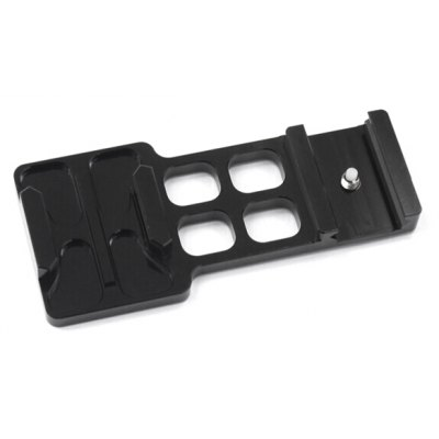 20mm Aluminium Side Rail Mount for GoPro