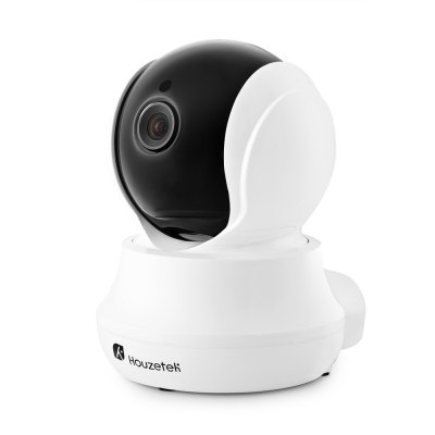 Houzetek IP CameraIP Cameras<br>Houzetek IP Camera<br><br>Brand: Houzetek<br>Package Contents: 1 x IP Camera, 1 x Cable, 1 x Charger, 1 x Support, 2 x Screw, 2 x Screw Anchor, 1 x English User Manual<br>Package size (L x W x H): 15.20 x 11.60 x 9.80 cm / 5.98 x 4.57 x 3.86 inches<br>Package weight: 0.3500 kg<br>Product size (L x W x H): 7.30 x 7.60 x 10.00 cm / 2.87 x 2.99 x 3.94 inches<br>Product weight: 0.1750 kg