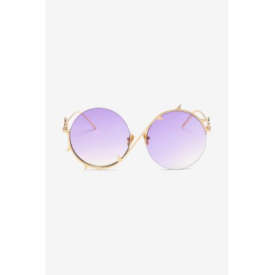 Colored Frame SunglassesStylish Sunglasses<br>Colored Frame Sunglasses<br><br>For: Climbing, Cycling, Other Outdoor Activities<br>Frame material: Metal<br>Functions: Dustproof, Windproof, UV Protection<br>Lens material: PC<br>Package Contents: 1 x Pair of Sunglasses, 1 x Drawstring Bag, 1 x Cloth, 1 x Box<br>Package size (L x W x H): 15.50 x 6.50 x 4.50 cm / 6.1 x 2.56 x 1.77 inches<br>Package weight: 0.1487 kg<br>Product weight: 0.0287 kg<br>Type: Fashion Sunglasses