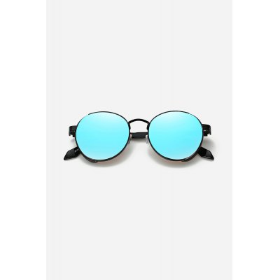 Colored Lenses SunglassesStylish Sunglasses<br>Colored Lenses Sunglasses<br><br>For: Climbing, Cycling, Other Outdoor Activities<br>Frame material: Metal<br>Functions: Dustproof, Windproof, UV Protection<br>Lens material: PC<br>Package Contents: 1 x Pair of Sunglasses, 1 x Drawstring Bag, 1 x Cloth, 1 x Box<br>Package size (L x W x H): 15.50 x 6.50 x 4.50 cm / 6.1 x 2.56 x 1.77 inches<br>Package weight: 0.1560 kg<br>Product weight: 0.0360 kg<br>Type: Fashion Sunglasses
