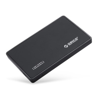 ORICO 2588C3 Type-C Hard Drive Enclosure Case 2.5 inchHDD Enclosure<br>ORICO 2588C3 Type-C Hard Drive Enclosure Case 2.5 inch<br><br>Application: Desktop, Laptop<br>Brand: ORICO<br>Design: Classical<br>Material: ABS<br>Model: 2588C3<br>Package Size(L x W x H): 14.20 x 9.00 x 3.20 cm / 5.59 x 3.54 x 1.26 inches<br>Package weight: 0.1690 kg<br>Packing List: 1 x ORICO 2588C3 SSD Hard Drive Enclosure Case, 1 x USB Cable, 1 x English Manual<br>Product Size(L x W x H): 13.00 x 8.00 x 1.00 cm / 5.12 x 3.15 x 0.39 inches<br>Product weight: 0.0840 kg