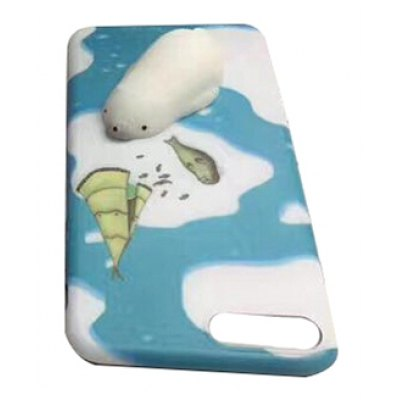 3D Doll Soft Case for iPhone 7 Plus