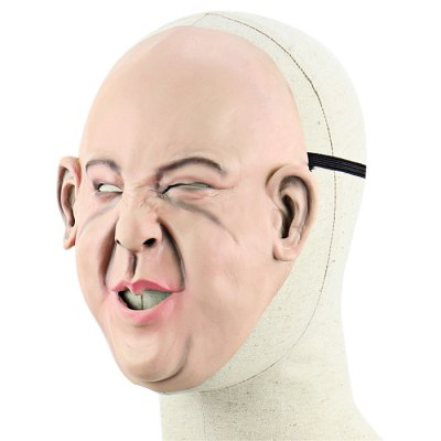 Bald Sour-faced Latex MaskClassic Toys<br>Bald Sour-faced Latex Mask<br><br>Appliable Crowd: Unisex<br>Materials: Latex<br>Nature: Other<br>Package Contents: 1 x Mask<br>Package size: 23.00 x 24.00 x 2.00 cm / 9.06 x 9.45 x 0.79 inches<br>Package weight: 0.0760 kg<br>Product weight: 0.0540 kg