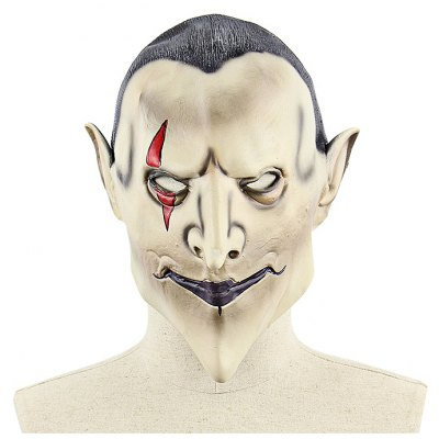 Hook Nose Vampire Latex Mask