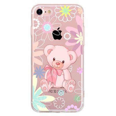 Cute Bear Case for iPhone 7