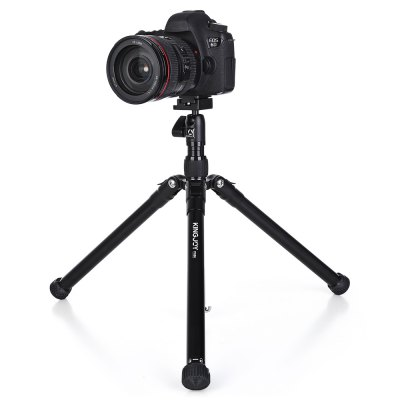 KINGJOY P056 Portable Tripod Camera Phone HolderTripods<br>KINGJOY P056 Portable Tripod Camera Phone Holder<br><br>Brand: KINGJOY<br>Package Contents: 1 x Bracket Selfie Holder<br>Package size (L x W x H): 9.00 x 9.00 x 30.00 cm / 3.54 x 3.54 x 11.81 inches<br>Package weight: 1.0500 kg<br>Product size (L x W x H): 6.00 x 6.00 x 28.00 cm / 2.36 x 2.36 x 11.02 inches<br>Product weight: 0.8500 kg