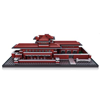 Loz 2115pcs Mini Robie House Building Block Educational ToyBlock Toys<br>Loz 2115pcs Mini Robie House Building Block Educational Toy<br><br>Gender: Unisex, Unisex<br>Materials: ABS, ABS<br>Package Contents: 1 x Block Toy, 1 x Player Manual ( Universal Diagram, Non English / Chinese Instruction ) , 1 x Block Toy, 1 x Player Manual ( Universal Diagram, Non English / Chinese Instruction )<br>Package size: 56.00 x 35.00 x 7.00 cm / 22.05 x 13.78 x 2.76 inches, 56.00 x 35.00 x 7.00 cm / 22.05 x 13.78 x 2.76 inches<br>Package weight: 1.2800 kg, 1.2800 kg<br>Product size: 31.20 x 6.00 x 8.60 cm / 12.28 x 2.36 x 3.39 inches, 31.20 x 6.00 x 8.60 cm / 12.28 x 2.36 x 3.39 inches<br>Product weight: 1.2000 kg, 1.2000 kg<br>Suitable Age: Kid, Kid<br>Theme: Buildings, Buildings<br>Type: Construction, Construction, Building, Building