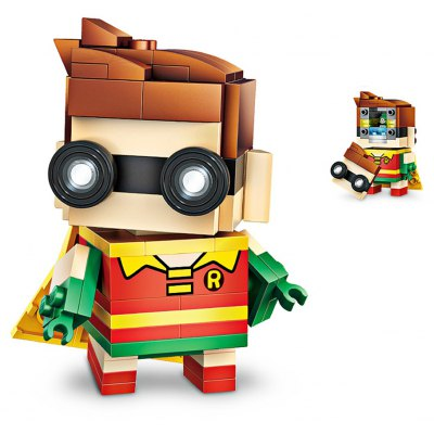 LOZ Super Hero Building Blocks