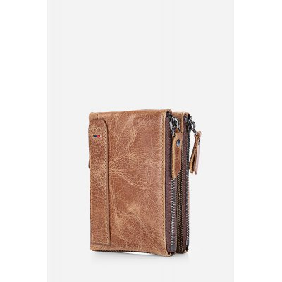 Men FRID Protection Wallet
