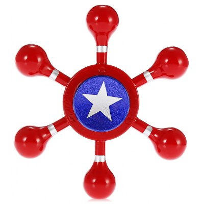 Helm Type Round Handle Alloy Fidget Spinner 4 83 Online