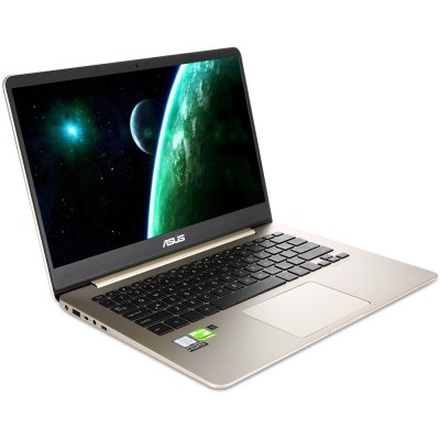 ASUS U4100 NotebookLaptops<br>ASUS U4100 Notebook<br><br>3.5mm Headphone Jack: Yes<br>AC adapter: 100-240V / 19V 3.42A<br>Battery Type: 3.8V / 5000mAh,  Li-ion polymer battery<br>Bluetooth: 4.0<br>Brand: ASUS<br>Caching: 3MB<br>Camera type: Single camera<br>Charger: 1<br>Charging Time.: 3-4 hours<br>Core: 2.5GHz, Dual Core<br>CPU: Core i5 7200U<br>CPU Brand: Intel<br>CPU Series: Core i5<br>DC Jack: Yes<br>Display Ratio: 16:9<br>External Memory: TF card up to 128GB (not included)<br>Front camera: 0.3MP<br>Graphics Capacity: 2G<br>Graphics Chipset: NVIDIA GeForce 940MX<br>Graphics Type: Graphics Card<br>Hard Disk Memory: 256GB SSD<br>Languages: Windows OS is built-in Chinese pack<br>MIC: Supported<br>Micro HDMI slot: Yes<br>Model: U4100<br>MS Office format: Word, Excel, PPT<br>Notebook: 1<br>OS: Windows 10<br>Package size: 47.00 x 29.00 x 8.00 cm / 18.5 x 11.42 x 3.15 inches<br>Package weight: 2.8430 kg<br>Picture format: PNG, GIF, JPEG, JPG, BMP<br>Power Consumption: 15W<br>Process Technology: 14nm<br>Product size: 32.40 x 22.40 x 1.62 cm / 12.76 x 8.82 x 0.64 inches<br>Product weight: 1.2740 kg<br>RAM: 4GB<br>RAM Slot Quantity: Two<br>RAM Type: DDR4<br>Screen resolution: 1920 x 1080 (FHD)<br>Screen size: 14 inch<br>Screen type: IPS, LED<br>Skype: Supported<br>Speaker: Built-in Dual Speakers<br>Standby time: 4-5 hours<br>TF card slot: Yes<br>Threading: 4<br>Type: Notebook<br>Type-C: Yes<br>USB Host: Yes (2 x USB 2.0 Host)<br>WIFI: 802.11 a/b/g/n/ac wireless internet<br>WLAN Card: Yes<br>Youtube: Supported